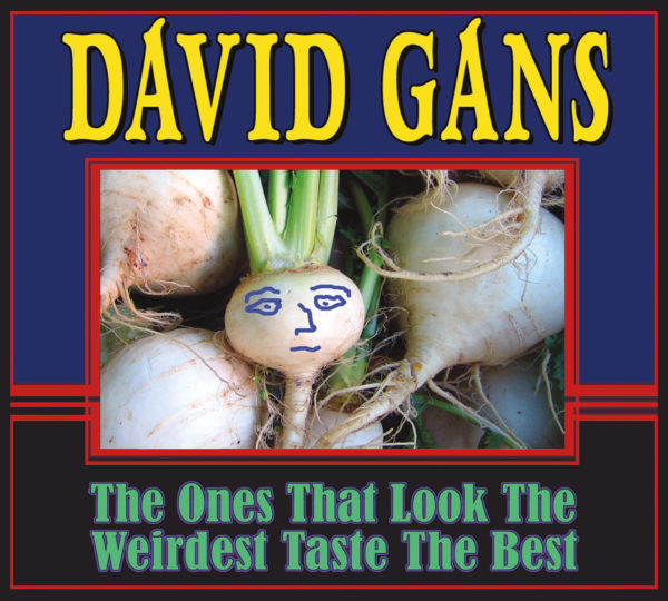 Cover art The Ones That Look the Weirdest Taste the Best