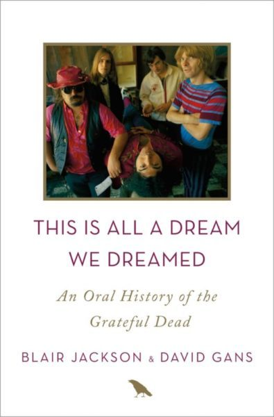 Cover image of the book This Is All a Dream We Dreamed